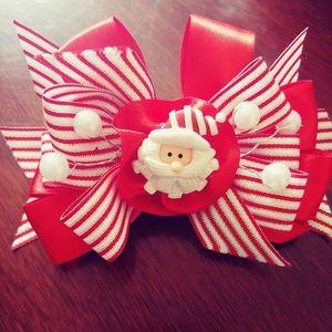 Christmas Girl Bows